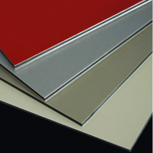 Fast delivery Aluminum Composite Metal Panels - Fireproof aluminum plastic plate – Jixiang