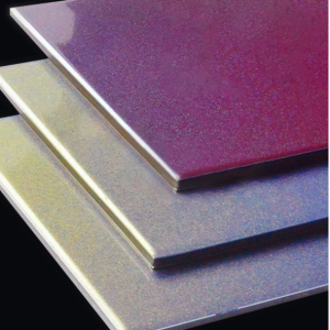 Hot New Products 20 Year Warranty Aluminum Composite Panel - Colorful fluorocarbon aluminum plastic plate – Jixiang