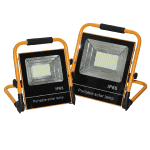 China Wholesale Solar Power Battery Manufacturers –  Solar Floodlights Solar Security Light -SF23 – Amber
