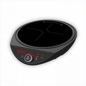 Amor induction cooker AI-M1 best price of led display skin touch induction range with high quality