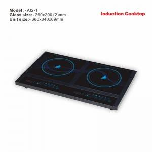 Wholesale Price Downdraft Electric Range - Amor 2020 new innovation Attractive price on factory hot plate double burner with good quality – AMOR