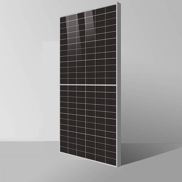 Hot Selling for Solar Panel Light System – 9BB 144 half cells mono solar panels 420w430w440w450w – Amso detail pictures