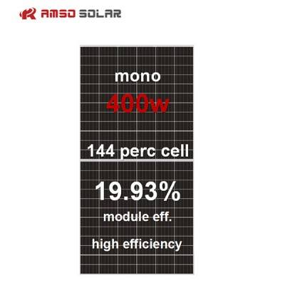 Best quality Customized Solar Panels - 5BB 144 cells mono solar panel 400w – Amso
