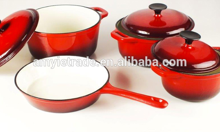 Non-stick Cookware Set, Cast Iron Cookware Set Featured Image