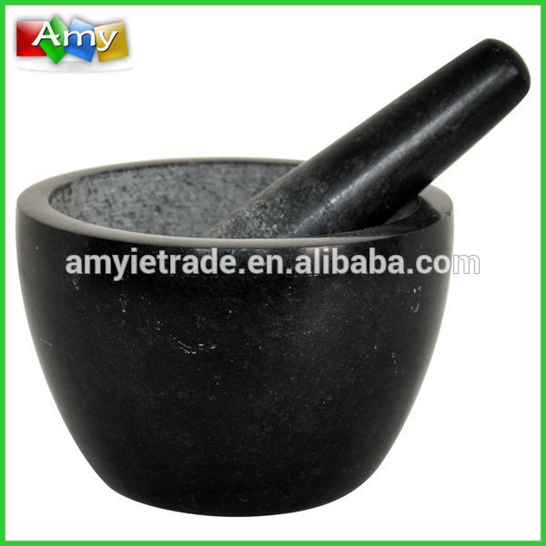 Best quality Unique Granite Mortar And Pestle - SM180 large mortar& pestle set – Amy Featured Image