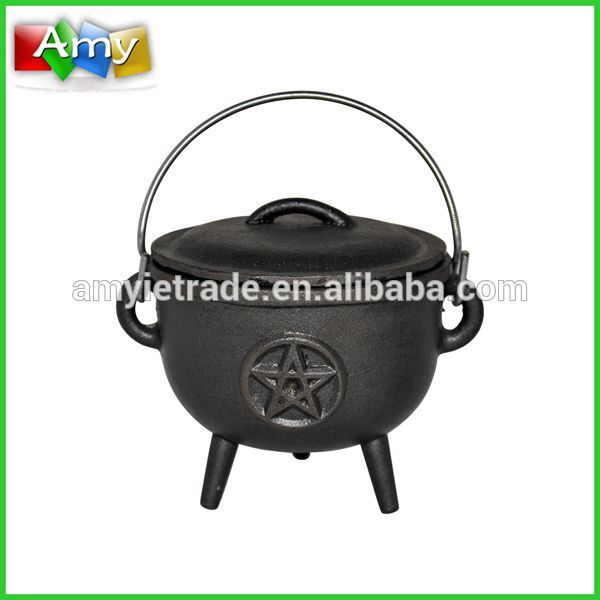 Manufacturer for Camping Cast Iron Dutch Oven - cast iron mini dutch oven with lid and legs,cast iron cookware – Amy