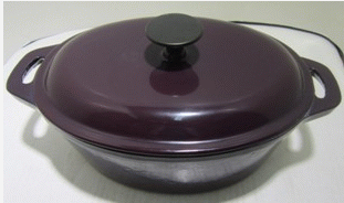 Factory Price For Tempered Glass Ctting Board - Colored Oval Cast Iron Enamel Coated Casserole – Amy
