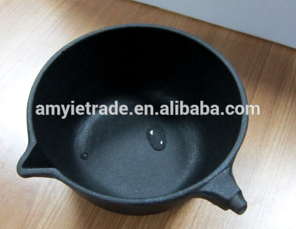 Wholesale Dealers of Aluminum Coated Iron Wire Window Screen/clothetting - Non-stick Cast Iron Cookware – Amy
