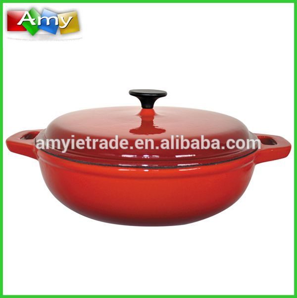 Factory wholesale Factory Price German Enamel Cookware - enamel cookware, enamel coated cast iron cookware, enamel cast iron cookware set – Amy