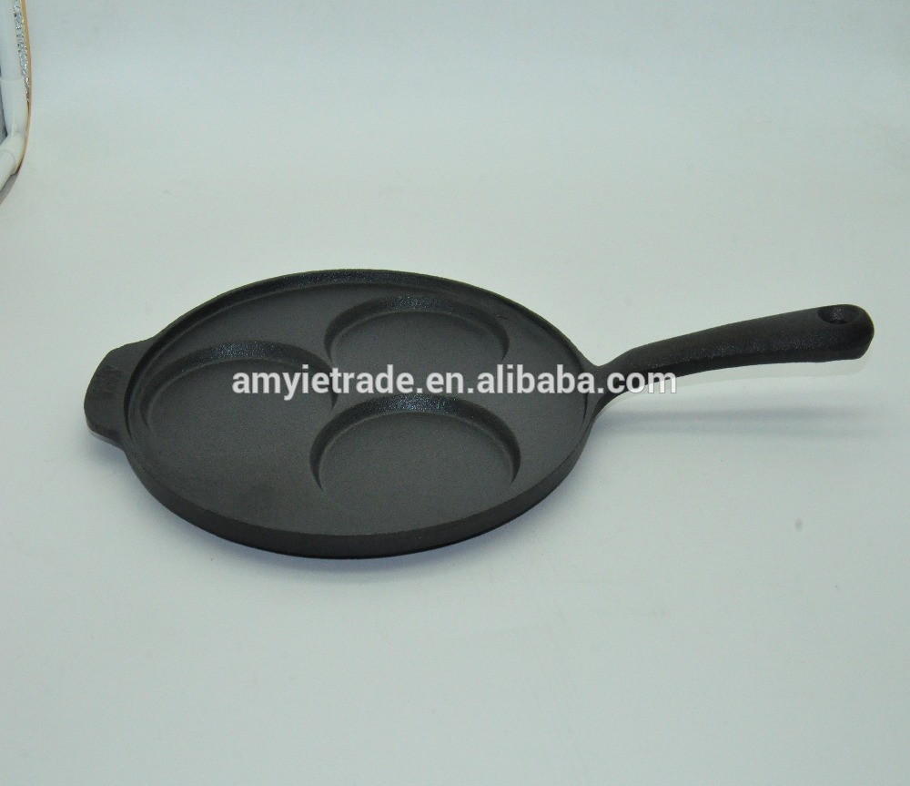 New Arrival China Glass Bottle Frosted Red 30ml - Cast Iron Pan, Cast Iron Egg Pan, Cast Iron Pancake Pan – Amy