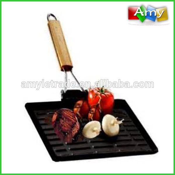 Hot Sale for Non-stick Waffle Iron - BBQ Grill Plate for Gas Stove – Amy