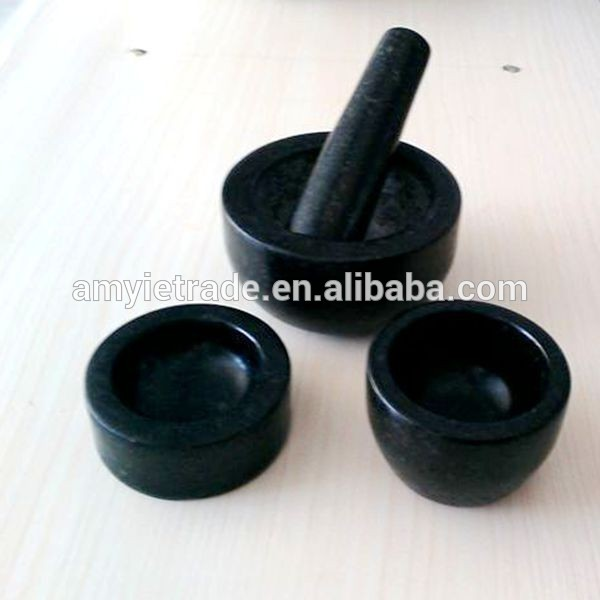 China wholesale Stone Mortar And Pestle - Mini Mortar And Pestle, Granite Mortar And Pestle – Amy