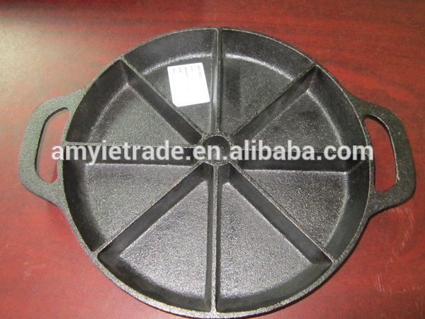 Quality Inspection for New Arrival Kitchen Item Mortar And Pestle - Cast Iron Bakeware – Amy