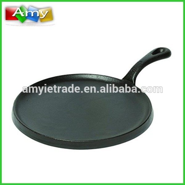 New Delivery for Jelly Candy In Pandy - Mexican Tortilla Cast Iron Round Griddle – Amy
