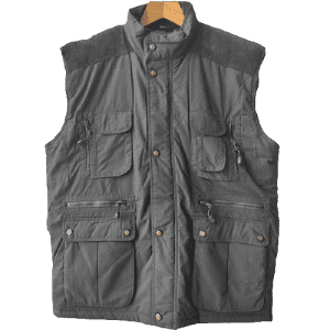China Waterproof Clothing Factories - MAN'S PADDED VEST – Anbzeng