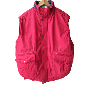 Wholesale Woven Garments Factory - Man's Padded Vest – Anbzeng
