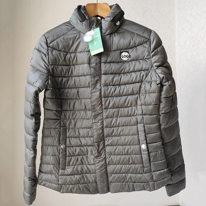 China Olive Clothing Manufacturers - The Dupont Padded Jacket For Ladies – Anbzeng