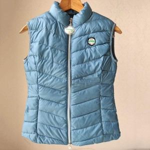 China Team Jackets Factories - THE VEST FOR LADIES – Anbzeng