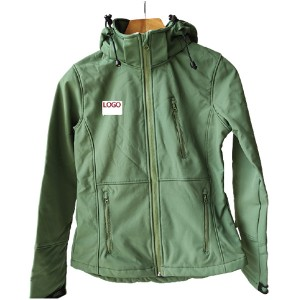 China Polytex Garments Manufacturers - The Woman's Outdoor Jacket With Hood – Anbzeng