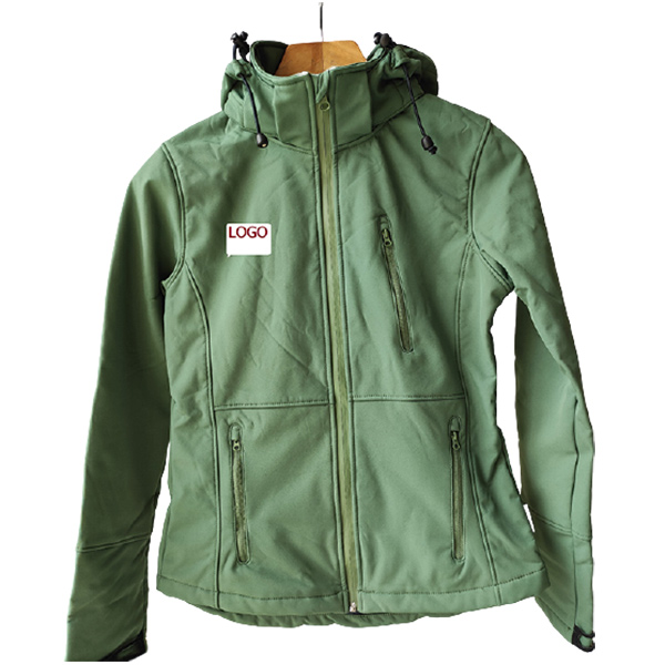 China Modern Workwear Manufacturers - The Woman's Outdoor Jacket With Hood – Anbzeng