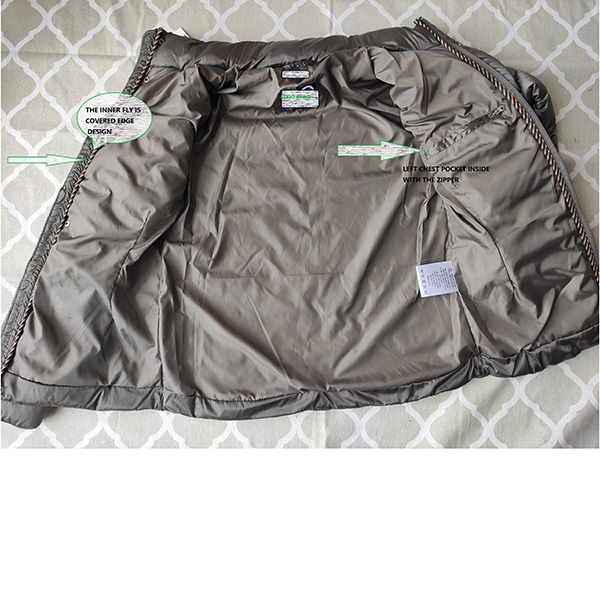 Wholesale Pajamas Factories - The Dupont Padded Jacket For Ladies – Anbzeng