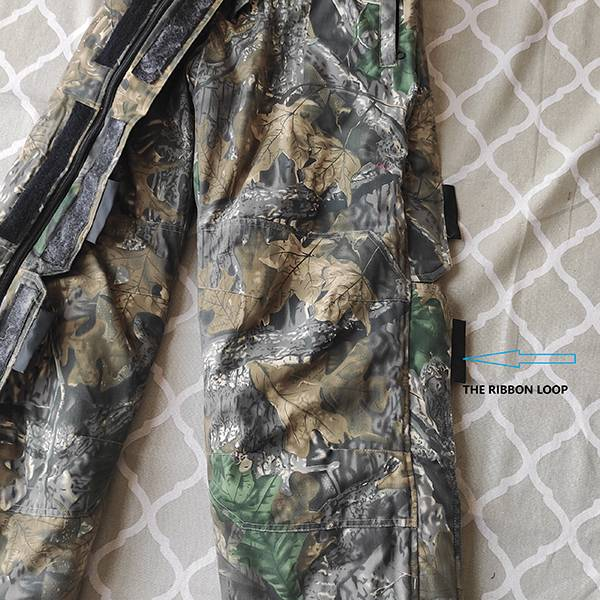 China Bears Apparel Manufacturers - THE SUPER PADDED CAMO PRINTED PANTS – Anbzeng