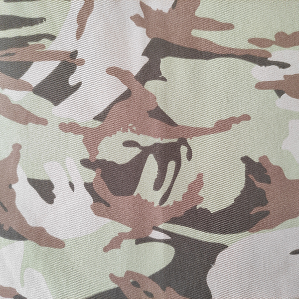 China Army Uniform Fabic Factory - Normally T/C camouflage fabric – Anbzeng