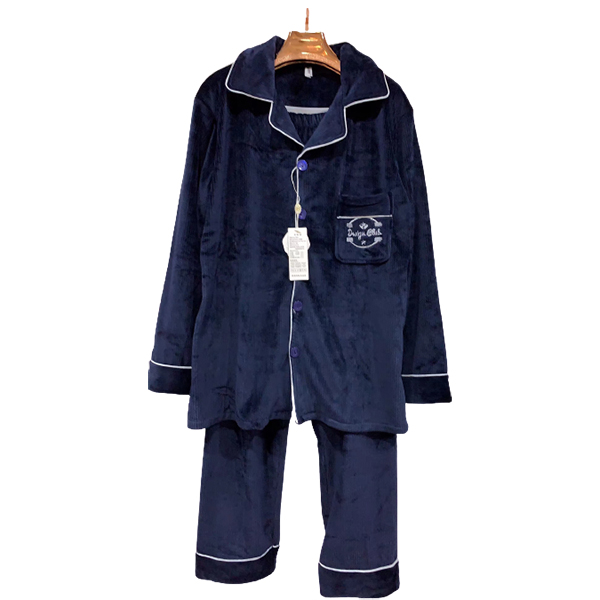 China Reflective Work Wear Suppliers - Night Home Wear For Man-HDR-M9611 – Anbzeng Featured Image