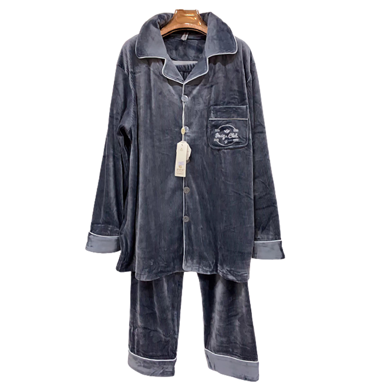 China Reflective Work Wear Suppliers - Night Home Wear For Man-HDR-M9611 – Anbzeng