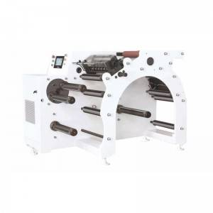 High definition Slitting Machine With Camera - AS-370SB Servo Bridge Slitter Rewinder – Andy