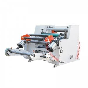 Hot New Products Slitting Rewinding Machine - AS-1100 1100mm Automatic Slitting Machine – Andy