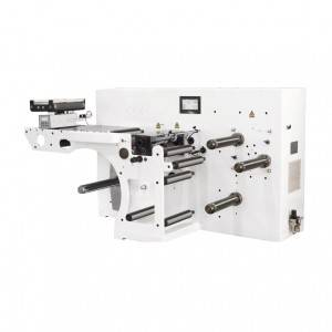 Good Quality Slitting Machine - AS-370SL High Speed Servo Sliiter Rewinder – Andy