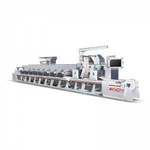 Smart-340 Servo Flexographic Press
