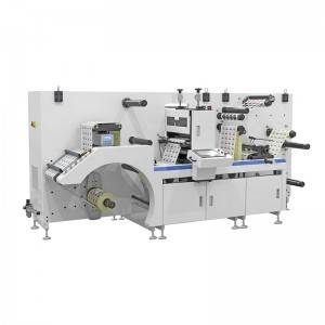 Cheap price Flatbed Die Cutting Machine - AIDC-370 Full Rotary/Intermittent Die Cutting Machine – Andy
