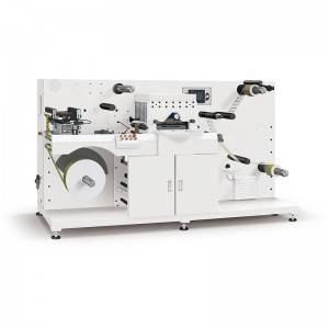 Lowest Price for Intermittent Die Cutting Machine - AFDC-330SD High-speed Flatbed Die Cutting Machine – Andy