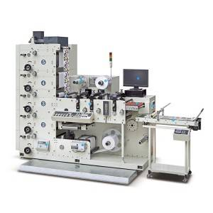 Atlas320-5D Flexo Printing Machine
