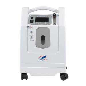 China OEM 15 Liter Medical Oxygen Concentrator - Oxygen Concentrator ANGEL-5S – AngelBiss