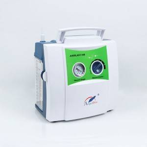 China Gold Supplier for Manual Suction - Dentistry Portable Suction Machine – AngelBiss