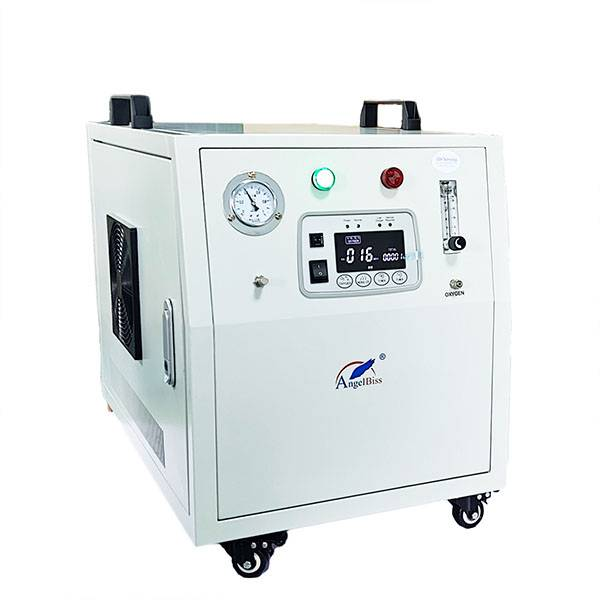 PriceList for 100 Lpm Oxygen Concentrator - Medical Oxygen Concentrator – AngelBiss detail pictures