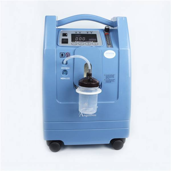 New Arrival China CE Certified High Pressure Oxygen Concentrator - Oxygen Concentrator ANGEL-5S – AngelBiss detail pictures