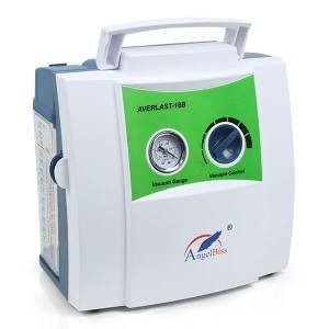 Wholesale Portable Portable Phlegm Suction - Aspirator Averlast-25B – AngelBiss