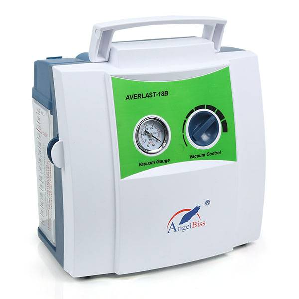 OEM Supply Vacuum Suction Pump - Dentistry Portable Suction Machine – AngelBiss detail pictures
