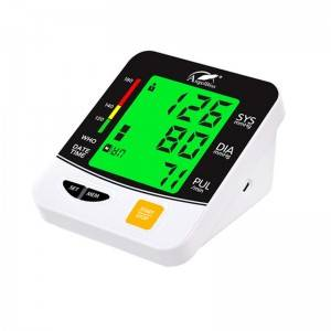 2020 wholesale price Nebulizer Machines - Digital Blood Pressure Monitor – AngelBiss