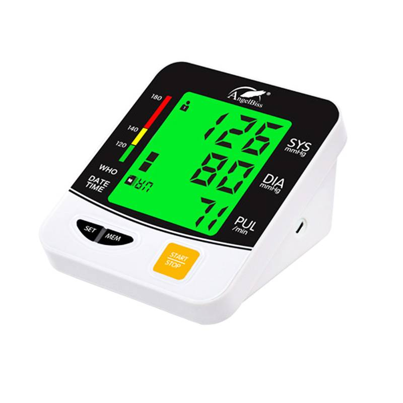Factory Supply Nebulizers Portable - Digital Blood Pressure Monitor – AngelBiss