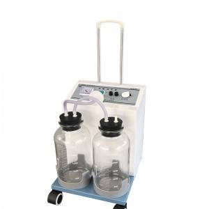 Newly Arrival Electric Suction Pump - Electric Suction Unit (Twin Jar) DX98-3 – AngelBiss