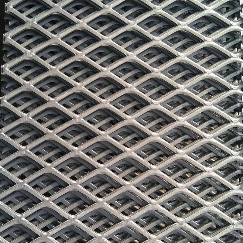 Wholesale Price Expanded Metal Stainless Steel Mesh - Expanded Metal Wire Mesh – Ansheng