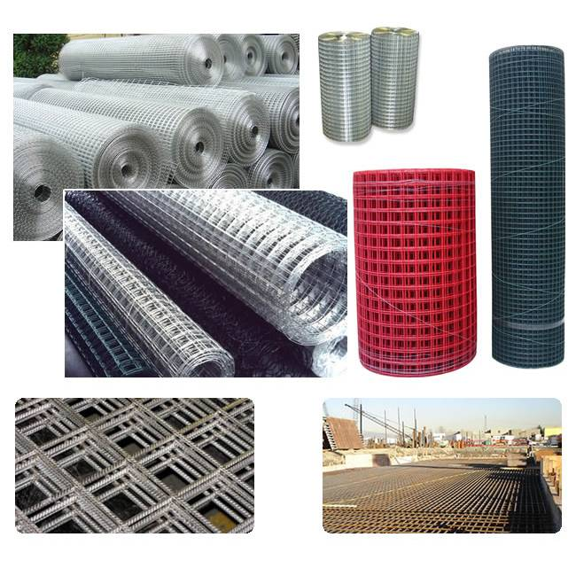 Wholesale Price Welded Wire Mesh Gauge - Welded Wire Mesh – Ansheng