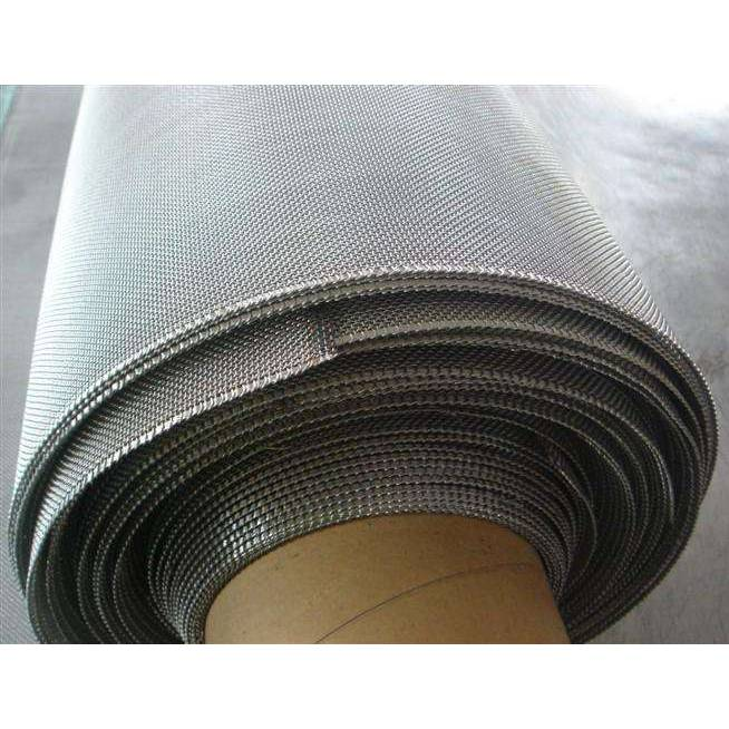 Reasonable price Aluminum Mesh Screen - Stainless Steel Wire Mesh – Ansheng detail pictures