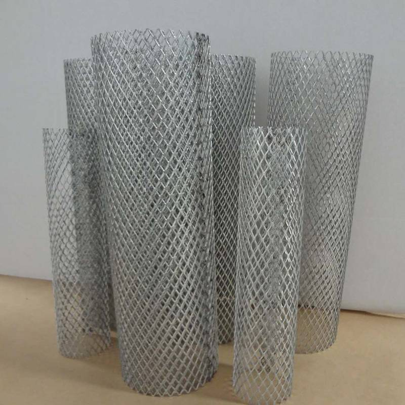 Hot New Products Decorative Aluminum Metal Mesh - Expanded Metal Wire Mesh – Ansheng