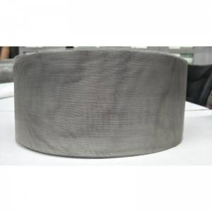 2020 High quality Nickel Punching Mesh - Nickel Wire Mesh – Ansheng